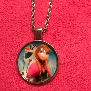 Jewelry - Anna and Olaf Necklace